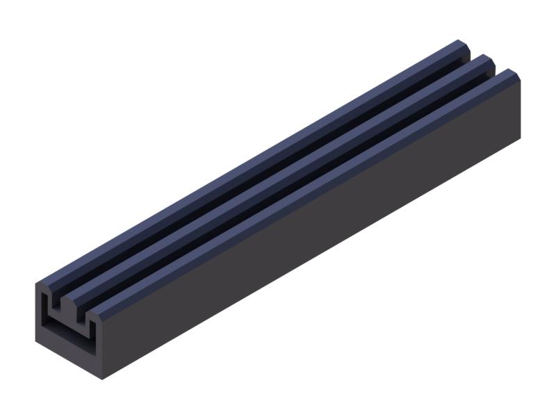 P437A Silicone Profile