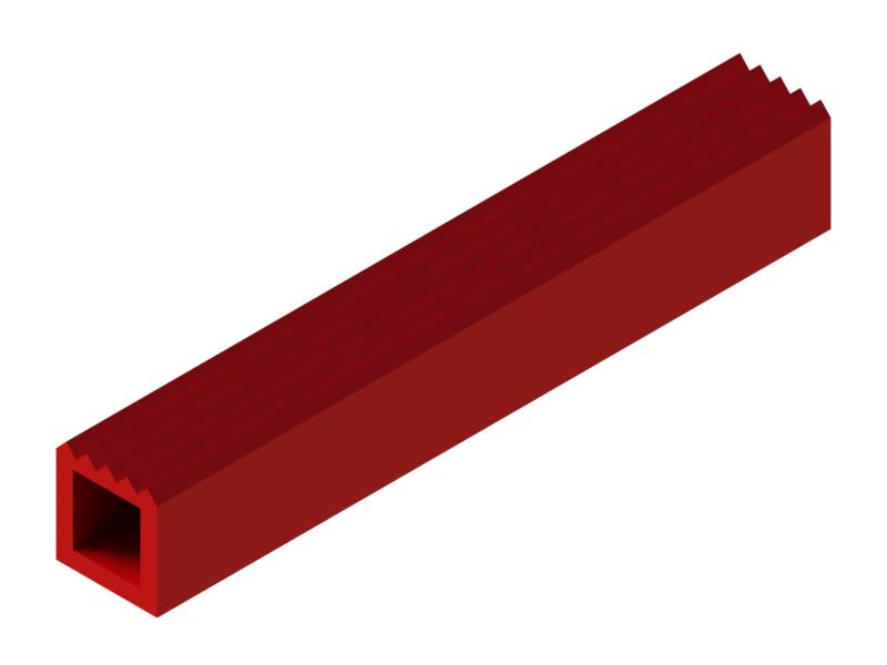 P437B Silicone Profile