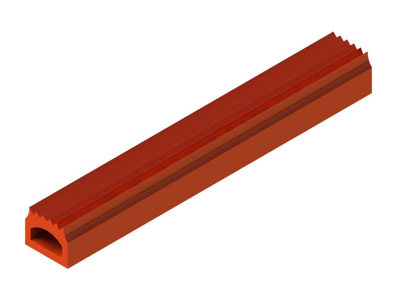 P464A silicone profile